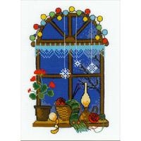 RIOLIS  1592  Fenêtre  Hiver