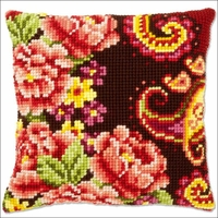 Fleurs et arabesques III  0148044  Vervaco
