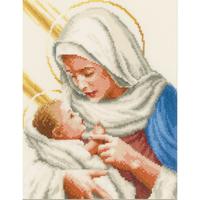 VERVACO  0148524  Marie et Jésus