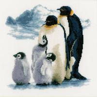VERVACO  0149149  Famille de Pingouin