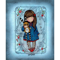 BOTHY THREADS  GORJUSS  XG37  Hush Little Bunny