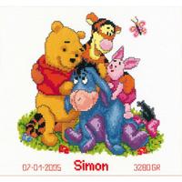Winnie et ses amis  0014846  Vervaco