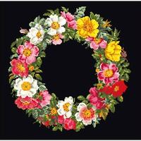 Couronne de fleurs  2073-05  Thea Gouverneur