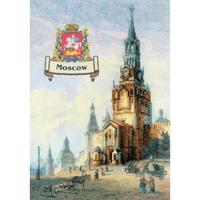RIOLIS  0064PT  LA VILLE DE RUSSIE MOSCOU