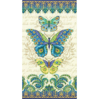 PAPILLONS PAON  DIMENSIONS  70-35323