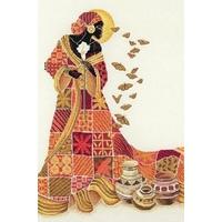 FEMME AFRICAINE  MAIA  5678000- 01038