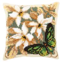 Papillon vert  0146841  Vervaco