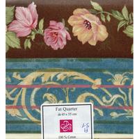 Fleurs  coupon  patchwork  A51