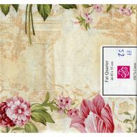 Fleurs  coupon  patchwork  A52