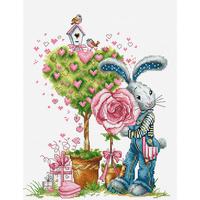 Lapin Amours de la Saint Valentin  B1126  LUCA-S