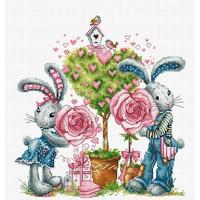 Amours de la Saint Valentin  B1124