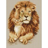 Lion Protecteur  B2290  LUCA-S