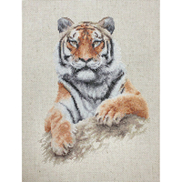 Broderie  Le Tigre  B2289  LUCA-S