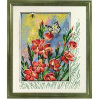 Araignée et Fleurs  70-4180  Permin