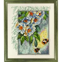 Abeilles dans les Fleurs  70-4181  Permin