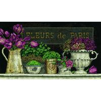 DIMENSIONS  FLEURS DE PARIS  35093