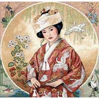 DIMENSIONS  FEMME JAPONAISE  35109