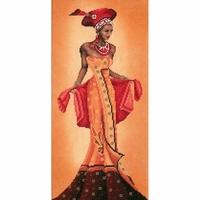 AFRICAIN FASHION I  LANARTE  0008096