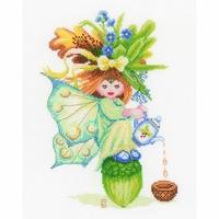 Acorn girl  0146985  Lanarte