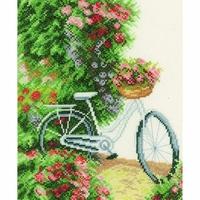 Bicyclette Fleurie  0147935  Lanarte