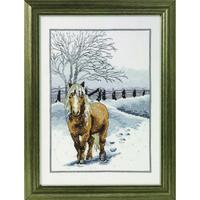 Cheval d hiver  12-3337  Permin