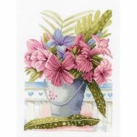 Bouquet de Fleurs  0154326  Lanarte