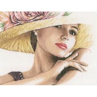 Lanarte  Femme au chapeau  0168602