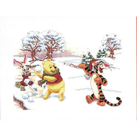 Winnie a la neige  9886440-00042  Royal Paris