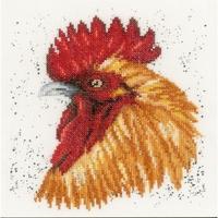 Coq roux  0157490  LANARTE
