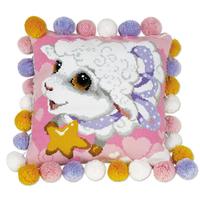 Coussin petit mouton - Riolis 1452
