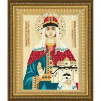 Icône  Ste Anna de Novgorod - Riolis 1454