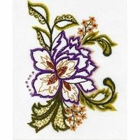 Croquis de fleurs  1687