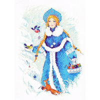 Snow Maidden  1415  RIOLIS