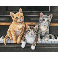 CHATS MUSICAUX  3225  DIMENSIONS