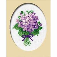 Bouquet de violettes  240  RIOLIS