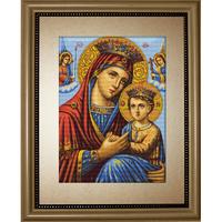 Icône La Vierge Marie et l'Enfant - Luca-S - Code LB428