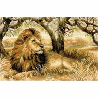 Roi de la jungle  1261  RIOLIS