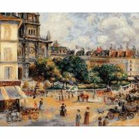Place Trinité  Renoir  1396  RIOLIS
