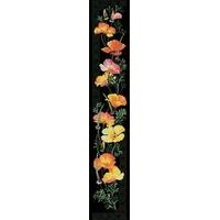 Fleurs de coquelicots  100-012  Riolis