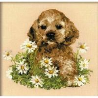 Petit chien Tim  932  RIOLIS