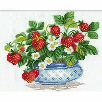 Composition de fraises  870  RIOLIS