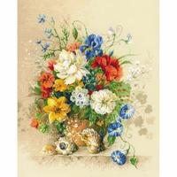 Composition florale  100-042  RIOLIS
