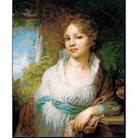 Portrait de Lopukhina  100-048  RIOLIS