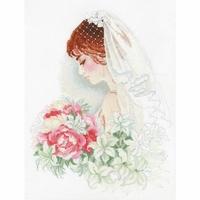 La mariée  100-050  RIOLIS