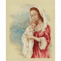 Femme et son enfant  100-053  RIOLIS