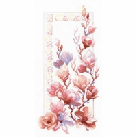 Fleurs de magnolia  1278  RIOLIS