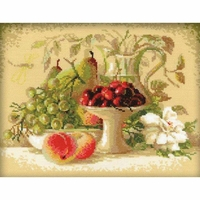 NATURE MORTE DE FRUITS  1085  RIOLIS