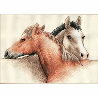 CHEVAUX AMIS  65030  DIMENSIONS