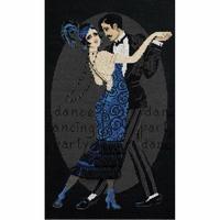 Couple de Danseur  1244  Riolis