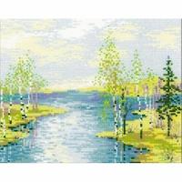 Lac printaniers  1605  Riolis